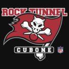 Rock Tunnel Cubone by teevstee