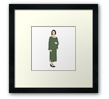 Lady Sybil - Downton Abbey Framed Print