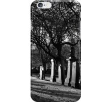 Early Morning Shadows iPhone Case/Skin