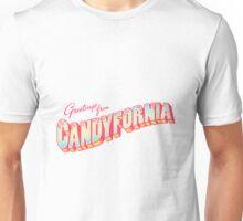 candyfornia retro - katy perry Unisex T-Shirt