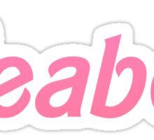 Weaboo Sticker