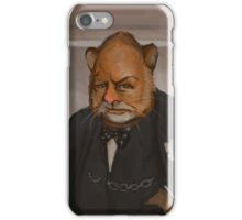 The greatest rodent of all time! iPhone Case/Skin