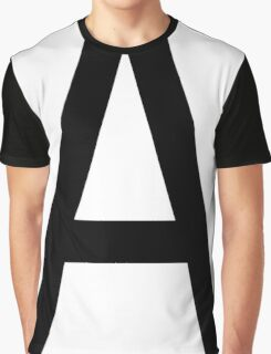 A Alphabet Graphic T-Shirt