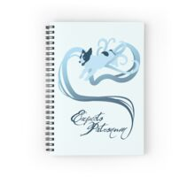 Expecto Patronum! (Jack Russell Terrier) Spiral Notebook