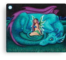 Fairy Dragon Canvas Print