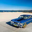 Arthur's Supercharged Ford Falcon by HoskingInd