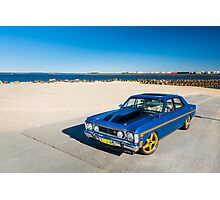 Arthur's Supercharged Ford Falcon Photographic Print