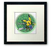 Linkachu Framed Print