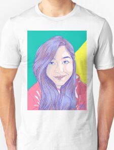 Pretty In Lines  Unisex T-Shirt