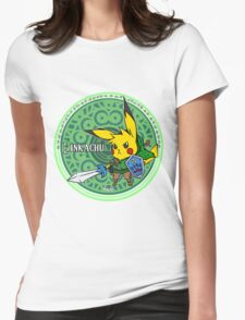 Linkachu Womens Fitted T-Shirt