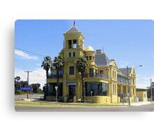 Mentone Hotel - Beach Road - Mentone - Victoria - Australia Metal Print