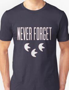 """Never Forget"" Pokemon Go 3-step Merch Unisex T-Shirt"