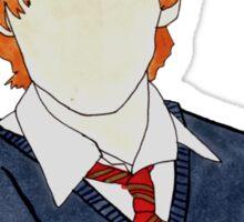 Ronald Weasley. Sticker