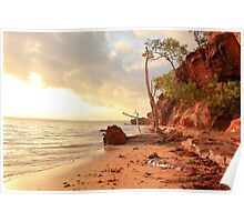 Northern Territory beach Poster