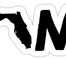Florida Home FL Sticker