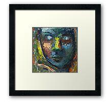 Girl from Venice Framed Print