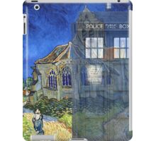 Dr., Van Gogh and the Church at Auvers iPad Case/Skin