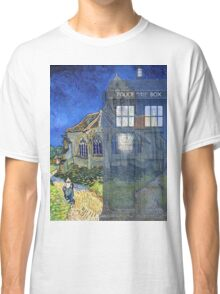 Dr., Van Gogh and the Church at Auvers Classic T-Shirt