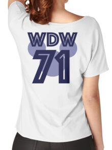 wdw jersey Women's Relaxed Fit T-Shirt