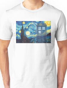 The Doctor and Vincent Unisex T-Shirt