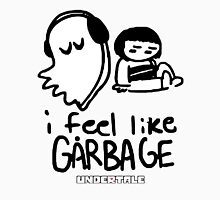 "UNDERTALE ""i fell like garbage"" Unisex T-Shirt"
