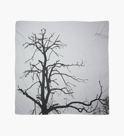 Dark tree Scarf