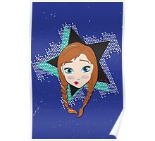 I Am Playful - Princess Anna Poster