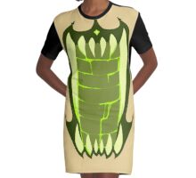 DEVOURER Graphic T-Shirt Dress
