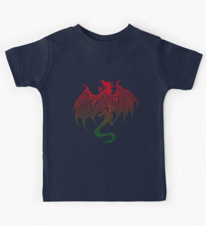 Dragon 578 Kids Tee