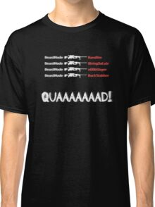 Quad Feed (Intervention) Classic T-Shirt