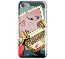 Dating Cages iPhone Case/Skin