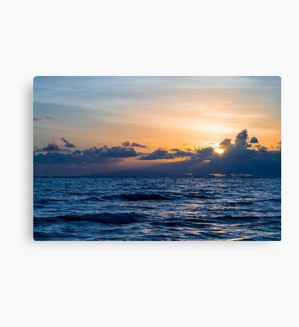 Rollingstone Sunrise Canvas Print