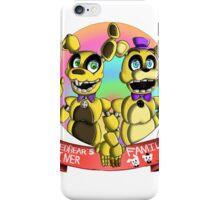 Fredbears iPhone Case/Skin