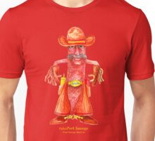 Rob Gamble's and Shawn Mahoney's Pulled Pork Sausage copy right 2015 Unisex T-Shirt