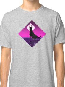 Hyper Light Drifter: Dog God Classic T-Shirt