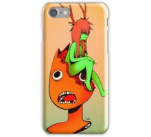 Get Off My Head iPhone Case/Skin