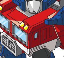 Ever the Optimus Sticker