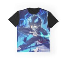 rin fire blue in arms  Graphic T-Shirt