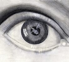 Seeing Fish - Escher Inspired by BCallahan