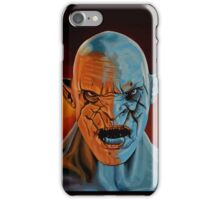 Azog The Orc Painting iPhone Case/Skin