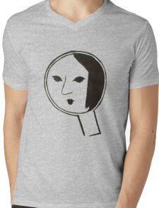 Konnichiwa Mens V-Neck T-Shirt