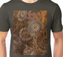 Changing Gear - Steampunk Gears & Cogs Unisex T-Shirt