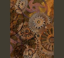 Changing Gear - Steampunk Gears & Cogs Unisex T-Shirt