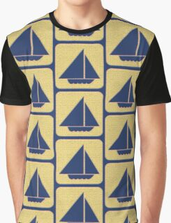 Segelboot Graphic T-Shirt