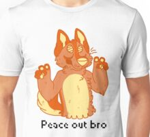 Peace Out Bro Unisex T-Shirt