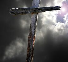 The Old Rugged Cross by jwwallace