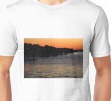 Summer Sunset Serenity Photograph  Unisex T-Shirt
