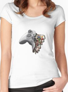 Gamer Life Women's Fitted Scoop T-Shirt