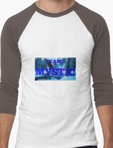 Team Mystic 1 Men's Baseball ¾ T-Shirt