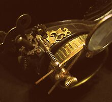 Steampunk Gentlemen's Hat 2.0 by PiscesAngel17